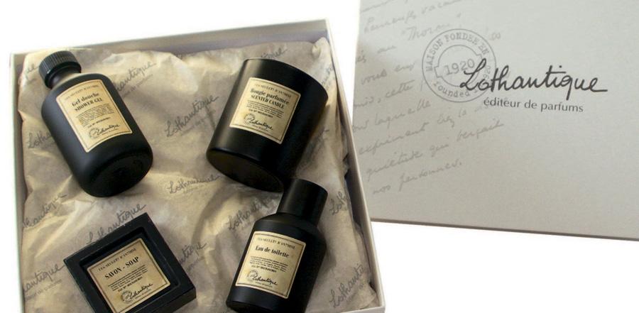 Элитные домашние ароматы из Франции Lothantique Amelie Et Melanie