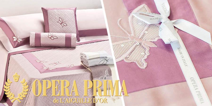 Элитный текстиль Opera Prima