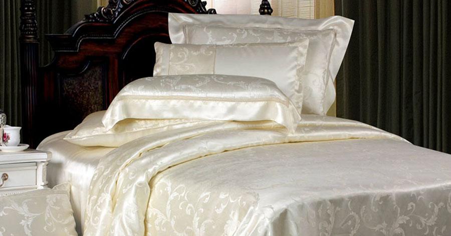 Выбираем дорогое постельное бельё - шёлк