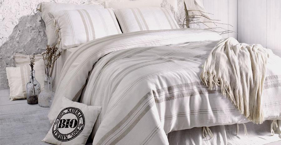 Из чего делают дорогое постельное бельё?