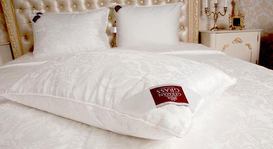 Выбираем элитную подушку для сна