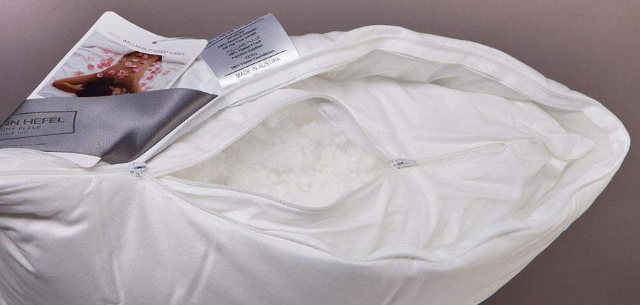 Элитные подушки с синтетическим наполнителем Johann Hefel