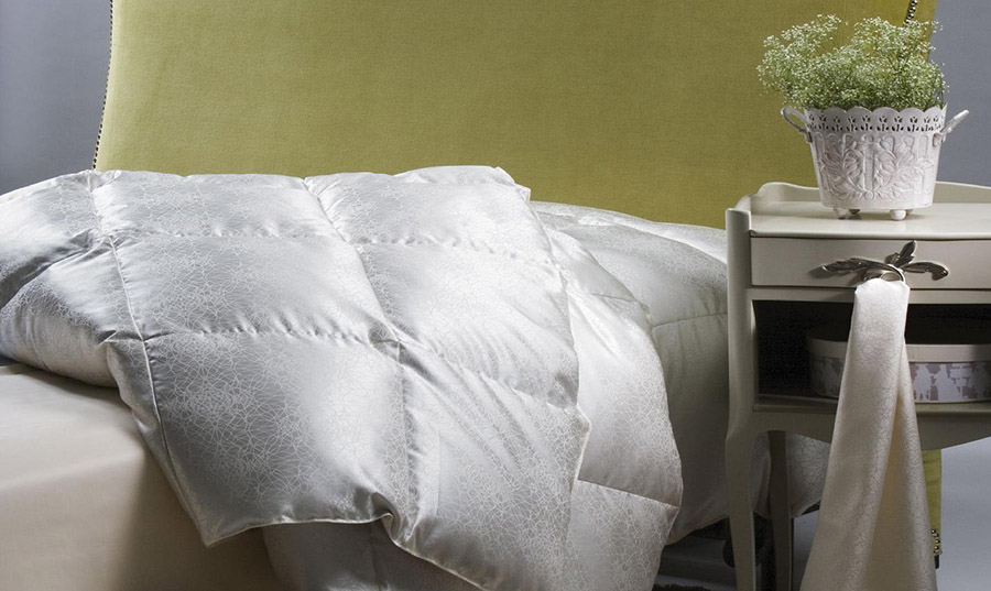 Одеяло из пуха гаги