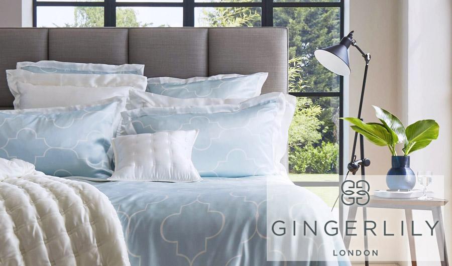 Элитный текстиль Gingerlily